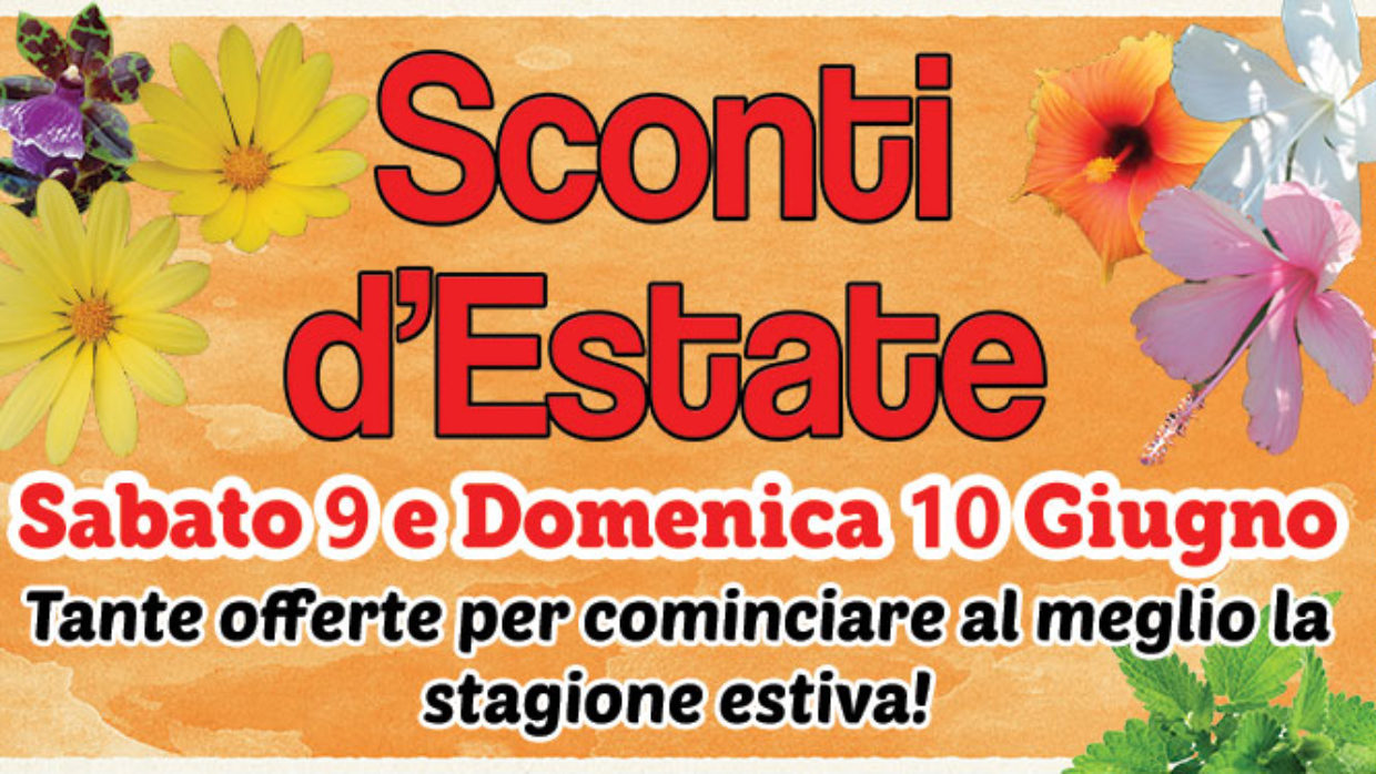 Sconti d'Estate